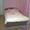 кровать для спальни 2-х,  на пружинном блоке #384655