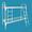 металлические кровати для строителей, одноярусные, двухъярусные кровати оптом - Изображение #4, Объявление #691862