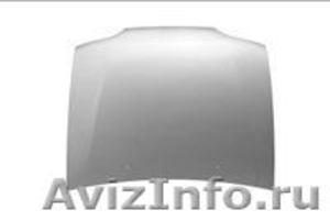 Продам Капот ваз 2109,2114,2110,2170,1118 все  цвета  нов   автоваз - Изображение #1, Объявление #503470