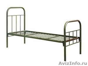 кровати для турбаз, кровати железные, кровати для бытовок кровати для вагончиков - Изображение #7, Объявление #902892