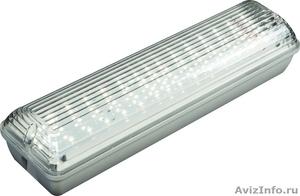 Светодиодный светильник  FAROS 105 10W  IP65 с БАП - Изображение #1, Объявление #1323249