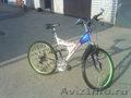 Велосипед - Двух подвес.