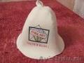 Банные шапки от производителя