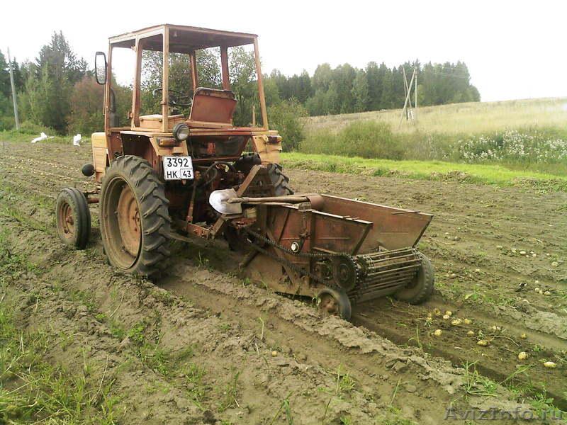 Прицеп к трактору цена, где купить в Москве