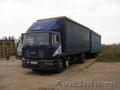 Продаю или меняю сцепку (грузовик + прицеп) 110 куб.м.