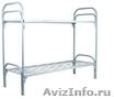 кровати для турбаз, кровати железные, кровати для бытовок кровати для вагончиков - Изображение #5, Объявление #902892