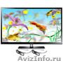 Телевизор Samsung PS43F4900AK Rose black HD READY 3D Ready 600Hz USB (RUS)