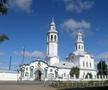 Троицкая церковь города в Кирове